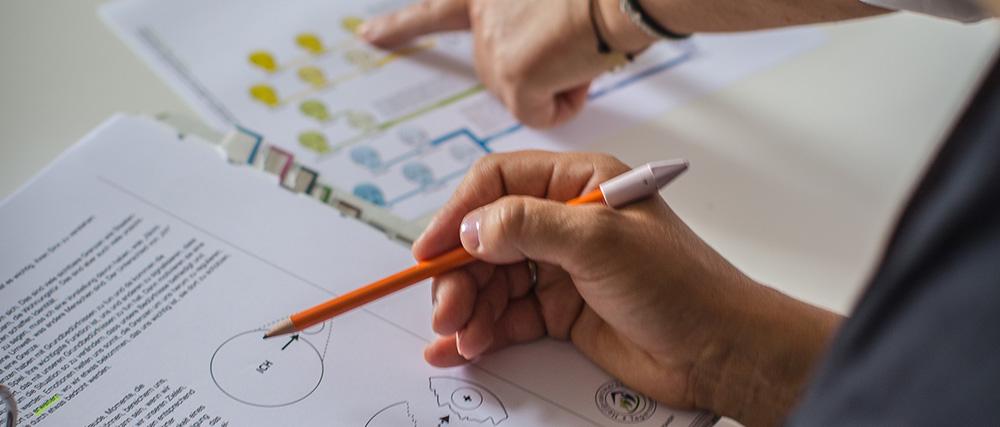 Aufbau des Unterrichts beim Heilpraktiker - Psychologie und Psychotherapie in der Heilpraktikerschule Tegernsee