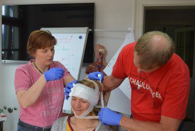 Heilpraktikerschule Tegernsee - Fortbildungen- Erste Hilfe Kurs