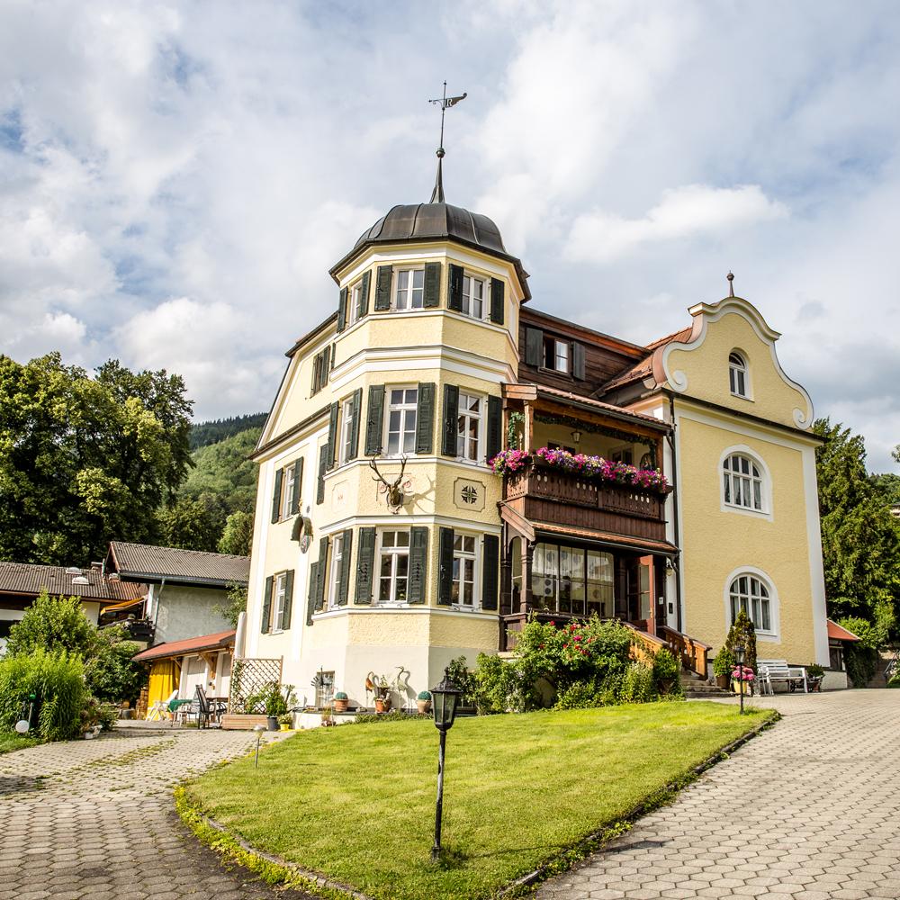 Galerie - Heilpraktikerschule Tegernsee - Haus